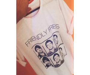 band, friendly fires, and tshirt image