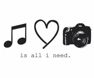 music, photography, and true image