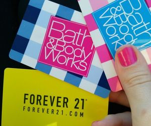 forever 21, girly, and shopping image
