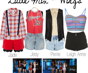looks and little mix image