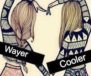 x faktor by the way, wayer♡, and cooler ♡ image