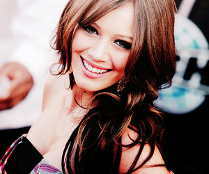 Hilary Duff, hair, and pretty image
