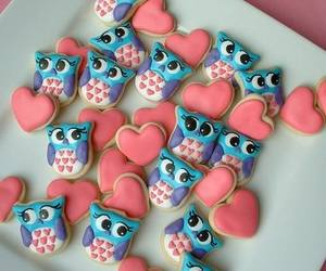 Cookies and pink image