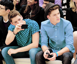 boy, twins, and finn harries image