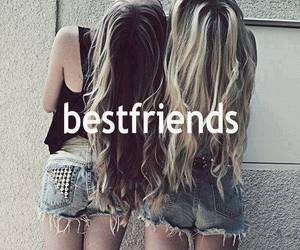 :), best friends, and girly image