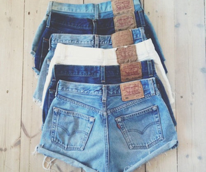 denim, jeans, and shorts image