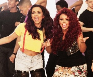 wings, little mix, and jade from little mix image
