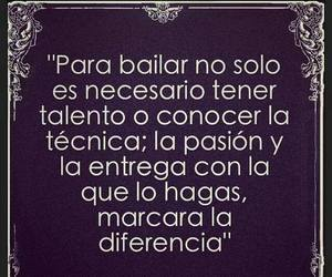 dance and pasion image