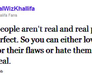 quote and wiz khalifa image