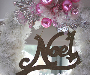 christmas, noel, and shabby image