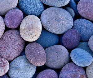 stone, blue, and purple image