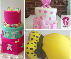 baby, cake, and decoration image