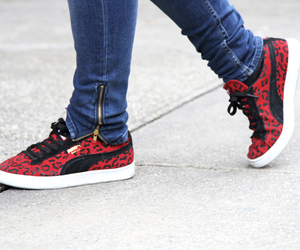 boys, sneakers, and girl image