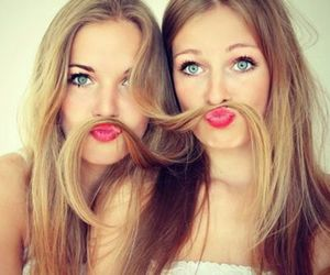 mustaches, tumblr, and bestfriends image