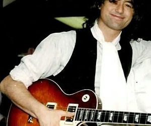 jimmy page, led zeppelin, and pagey image