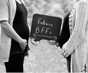 best friends, love, and bff image
