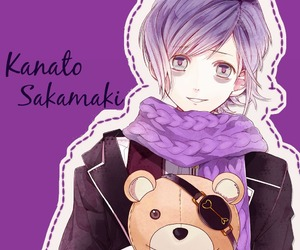 teddy, diabolik lovers, and he is mine image