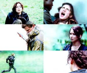 the hunger games, thg, and Clove image