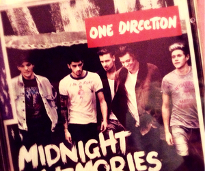 album, music, and one direction image