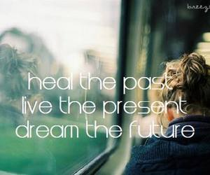 Dream, quote, and girl image