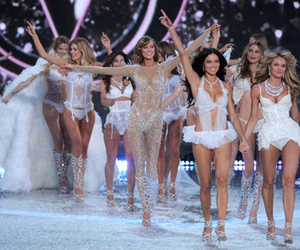 Victoria's Secret, Adriana Lima, and vs image