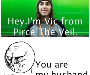 vic fuentes and pirce the veil image
