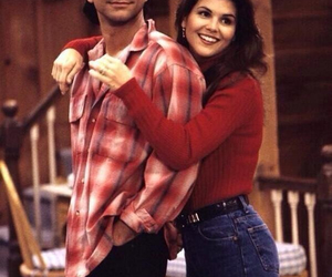 full house, couple, and 90s image