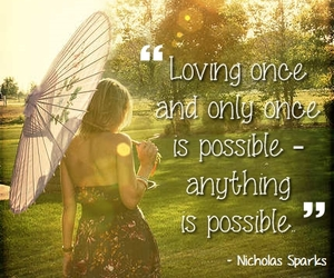 Best, nicholas sparks, and possible image