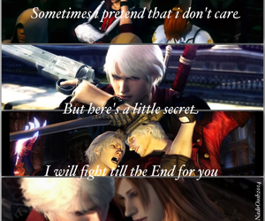 dmc, nero, and love image