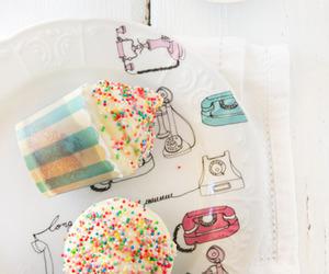 cupcake, cake, and dessert image