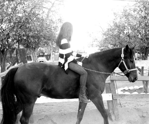equestrian, fashion, and girl image