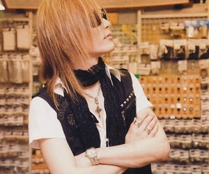 j-rock, music, and the gazette image