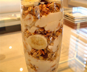 delicious, fit, and granola image
