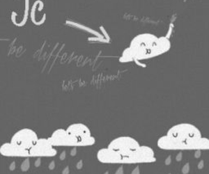 be you, jc caylen, and stay cloudy image