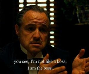 godfather and don vito corleone image