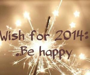 2014, wish, and happy image