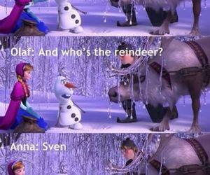 always, christmas, and olaf image