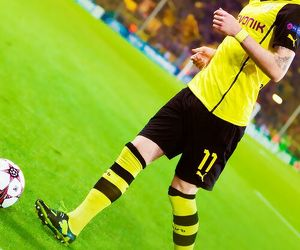football, borussia dortmund, and bvb image