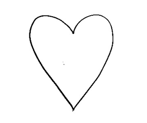 heart, it, and overlay image