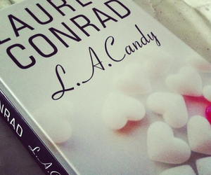 book, lauren conrad, and l.a. candy image