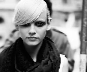 model, ginta lapina, and blonde image