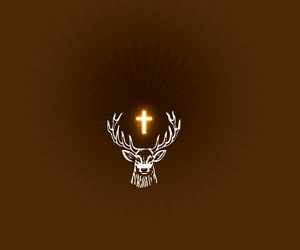 deer, oh, and god image