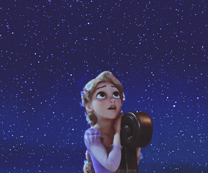 princess, tangled, and raiponce image