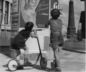 ad, boys, and advertising image