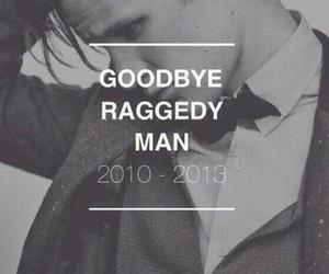 doctor who, matt smith, and raggedy man image