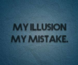 blue, illusion, and impossible image