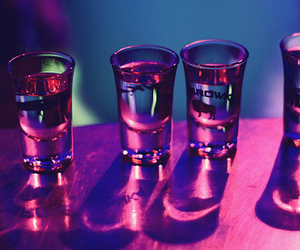 Shots, drink, and party image