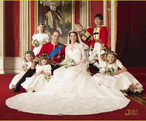 royal wedding, kate middleton, and prince william image