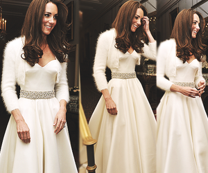 dress, beautiful, and kate middleton image