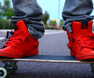 Hot, photography, and skateboard image